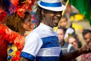 Malandro et Porta Bandeira au Festival Sensacional Brasil width=