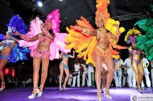 Spectacle Brésilien - Tableau Carnaval